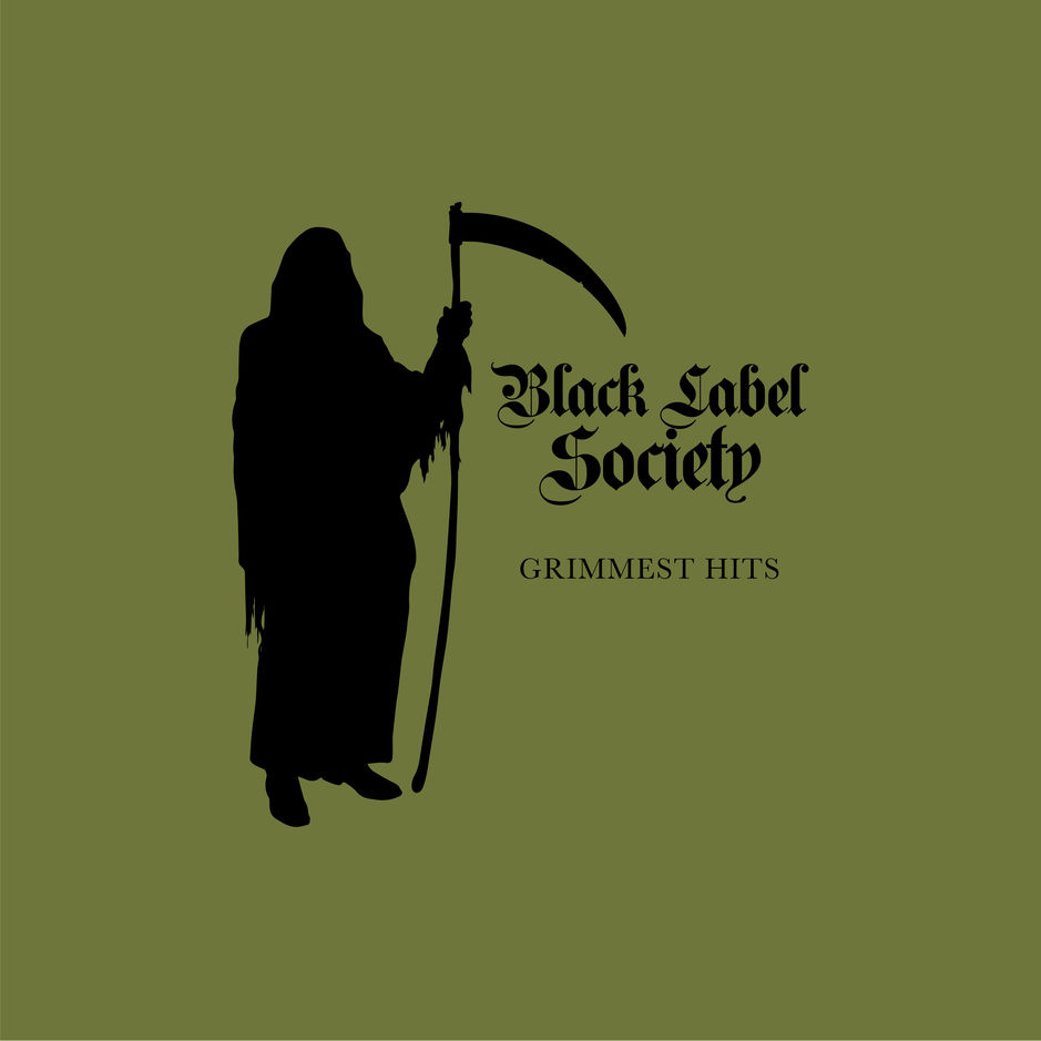 Order Black Label Society's Grimmest Hits Album