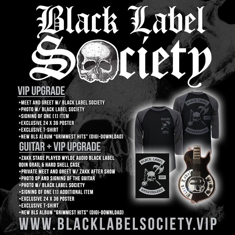black label society meet and greet pictures